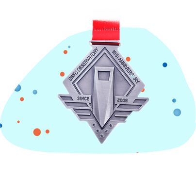 Medal factory