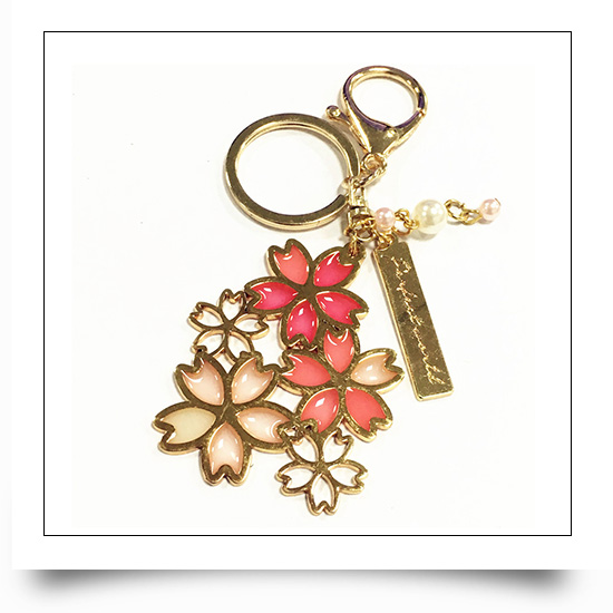 Hollow Out Keychain
