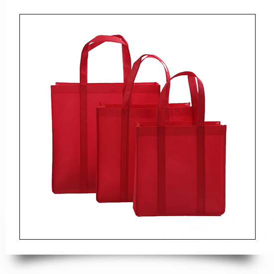 Biodegradable PP Non Woven Grocery Bag