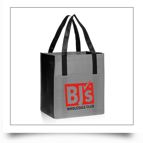 Customized Eco Friendly Non Woven Fabric Carry Bag