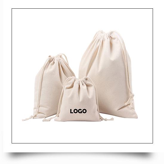 Drawstring Pouch Shoe Bags