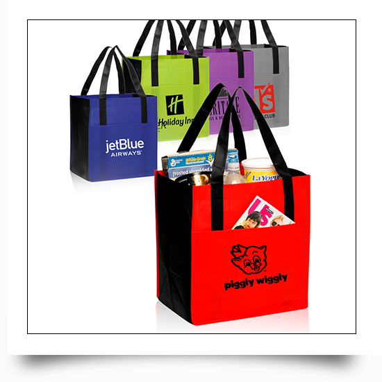 Eco Friendly Non Woven Fabric Carry Bags