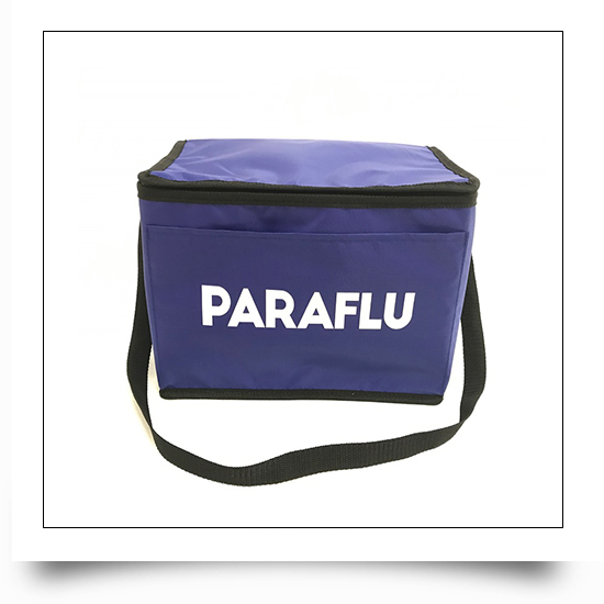 Logo Printed Insulated Cooler Bags