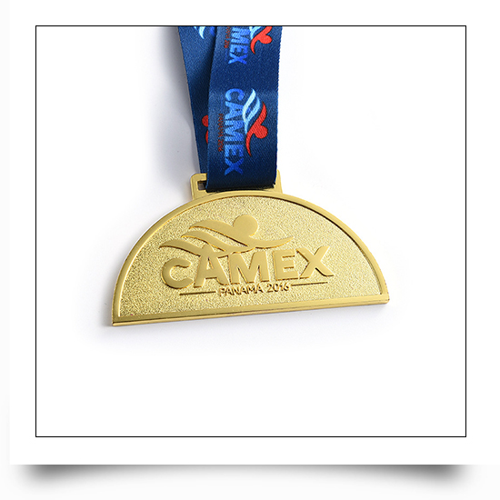 Panama Swimming Event Medal