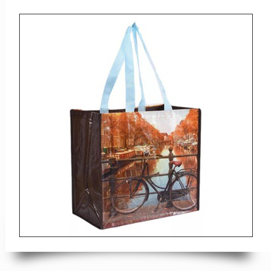 Printing Outdoor Use PP Woven Bag
