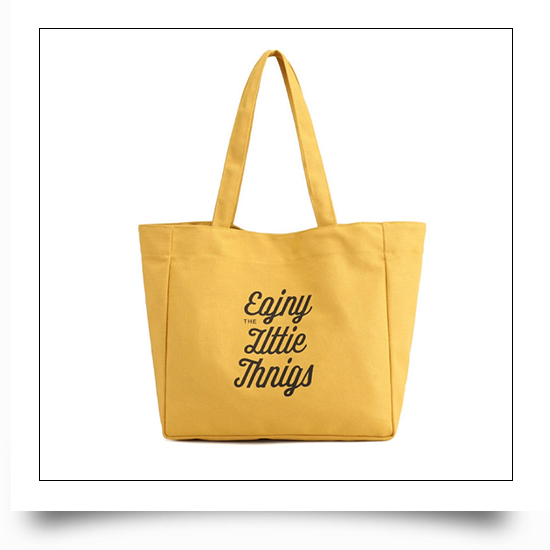 Promotional Reusable Canvas Grocery Bags