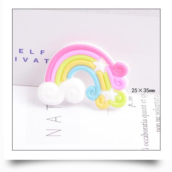 Rainbow PVC Fridge Magnet