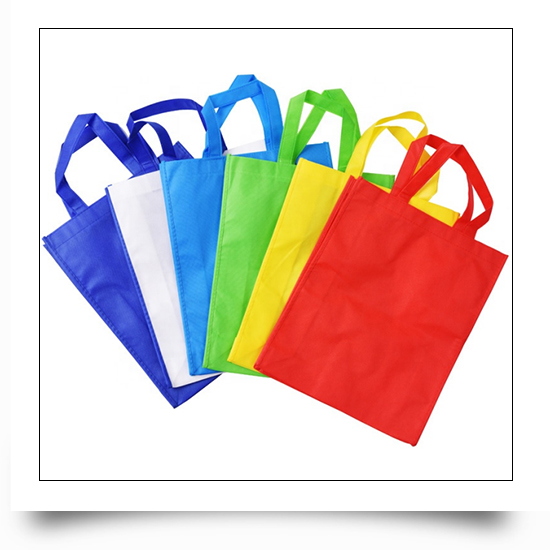 Wholesale Biodegradable PP Non Woven Grocery Bag