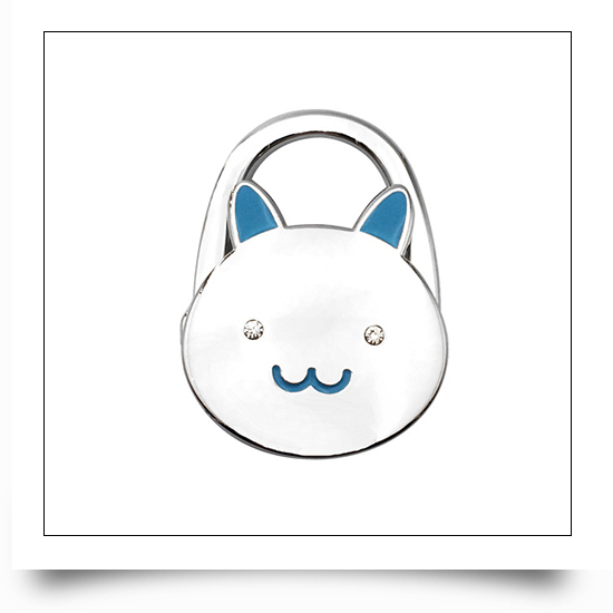 Bunny Purse Holder For Table Top